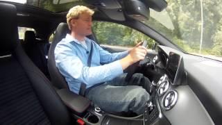 Mercedes-Benz CLA 200 - Sommer testet