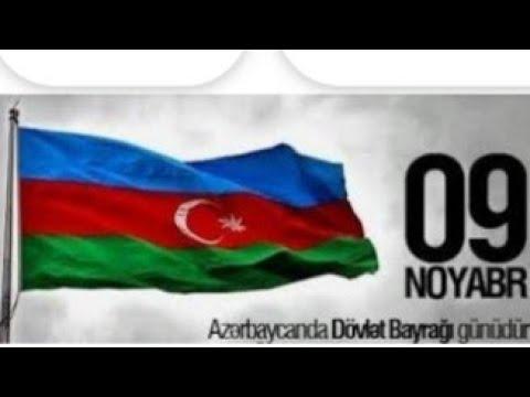 9 Noyabr Bayraq Gunu Tedbiri 68 Nomreli Tam Orta Mekteb Youtube
