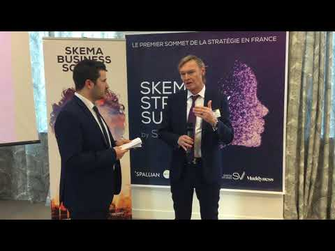 SKEMA Strategy Summit 2018 - Interview Yves Morieux