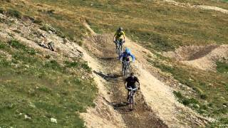 Hutr Dream - new mtb trail in Livigno