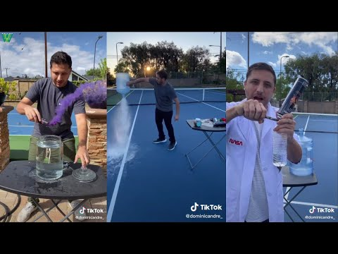 Dominic Andre Cool TikTok Videos 2020 | Best Dominic Andre Tik Toks EXPERIMENTS Videos 2020