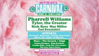 CAMP FLOG GNAW CARNIVAL 2014