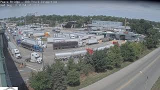 Preview of stream Canada Bound Truck Inspection