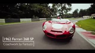 The Ferrari 268 SP: Designed to Go Fast
