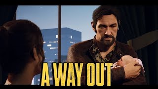 MY VERY MEAN WIFE AND NEW BABY WHO THIS? - A Way Out #11