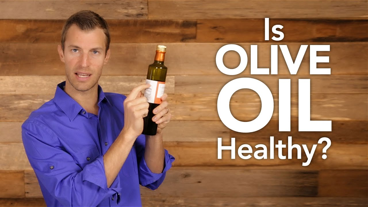 Is Olive Oil Healthy? | Dr. Josh Axe