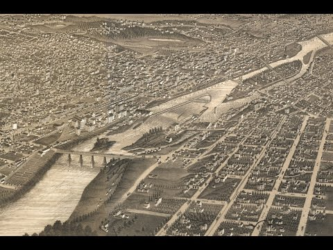 Minneapolis Minnesota History And Cartography (1879)