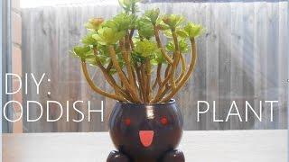 DIY: Oddish Pot Plant