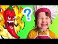 Five Kids Cooking Song Nursery Rhymes & Children's Songs