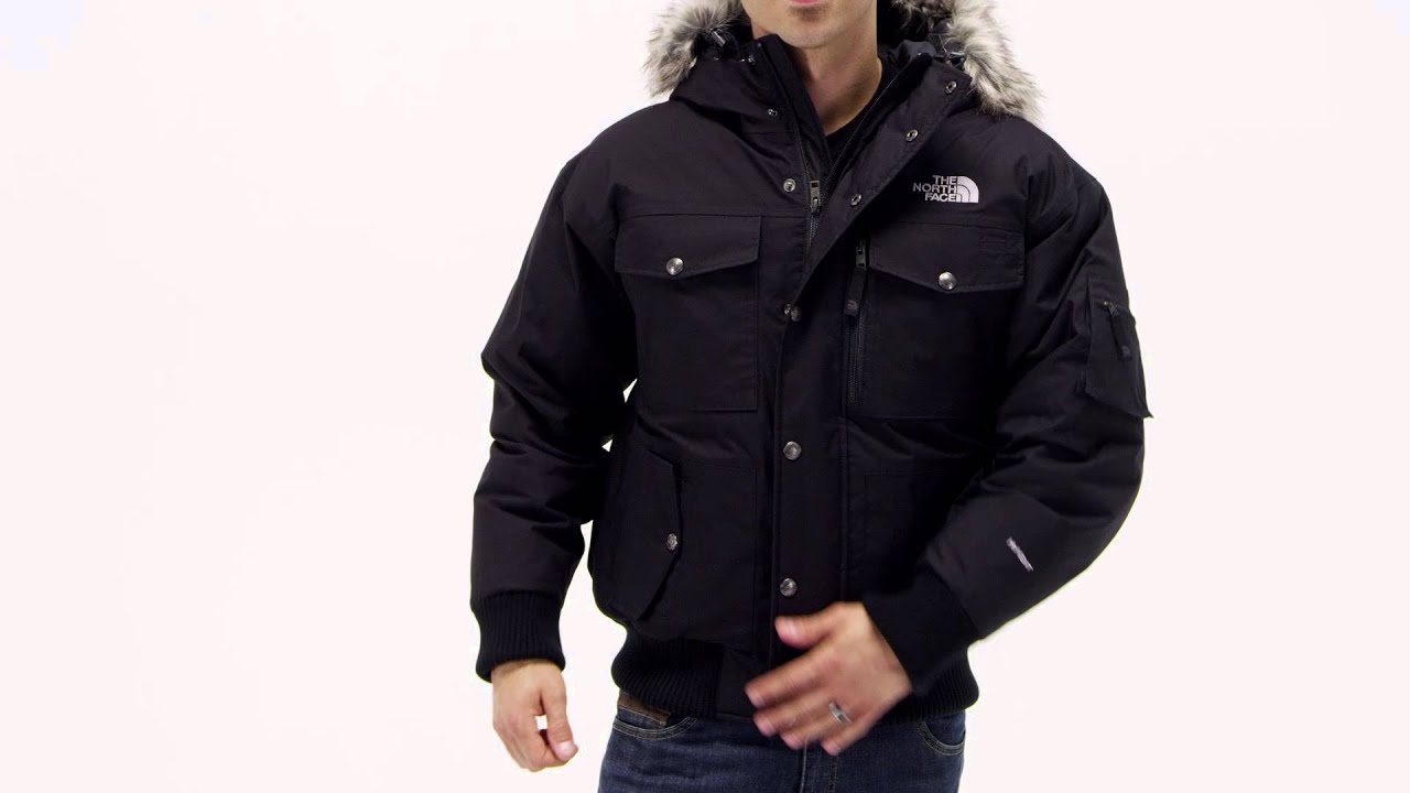 50751a6da24cc The North Face Men's Gotham Down Jacket - YouTube