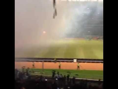 Juventini at Gelora Bung Karno Stadium (Juventus Indonesia Tour 2014)