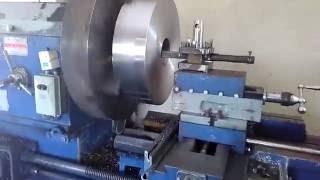 Heavy Duty Lathe Machine Process Gear