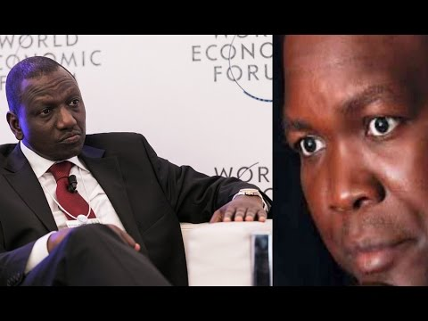 How Jacob Juma Was Assassinated as Narrated by the Assassin to