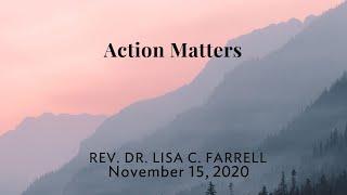 Action Matters   Nov  15