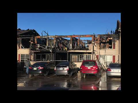 Woman and three children found dead in northwest Oklahoma City apartment fire Sunday