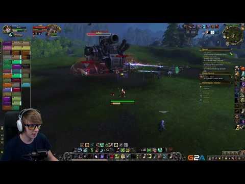 HUNTER LEVEL 120 - World of Warcraft: Battle for Azeroth