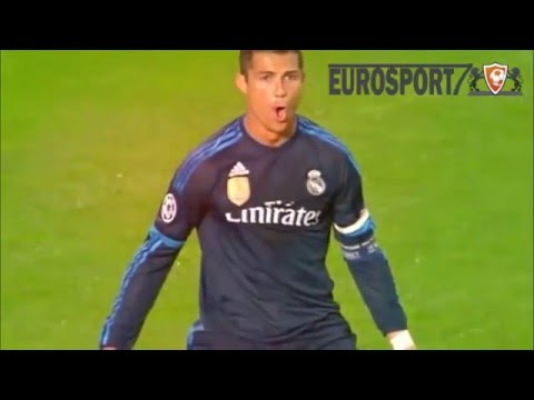 Cristiano Ronaldo Top 16 Goals | Top Scorer 2016 UEFA Champion League