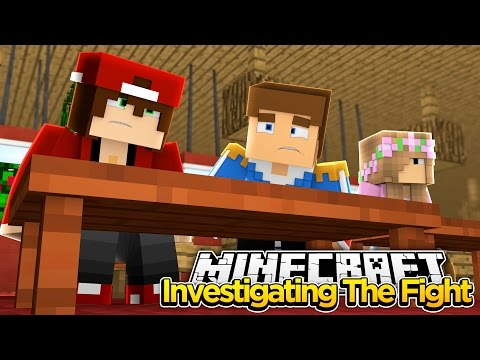 Minecraft Little Kelly : INVESTIGATING MY BOYFRIEND & LITTLE DONNYS FIGHT!