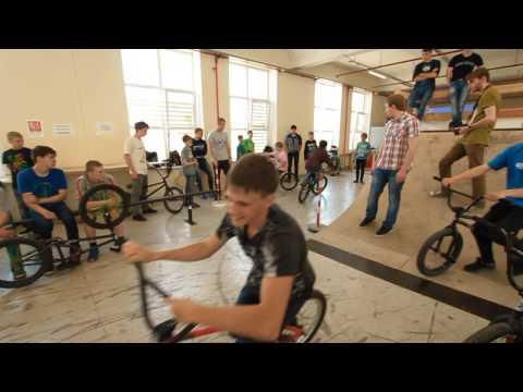 Открытие Скейт-BMX-Школы во Владивостоке
