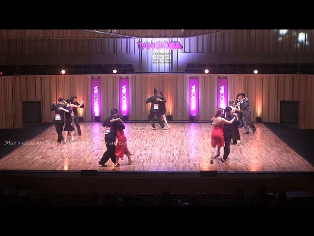 Mundial de tango Pista 2021 Ronda 20 3de3 #TangoBA 3