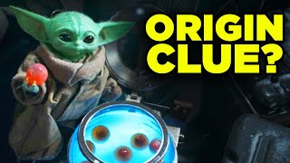 Mandalorian Baby Yoda Egg Secret Explained! (Home Planet Theory)