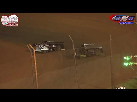 Crate Latemodel Feature Dixie Speedway 6/23/18!