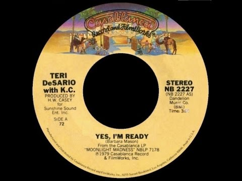 1979 Teri DeSario with KC ∙ Yes, Im Ready