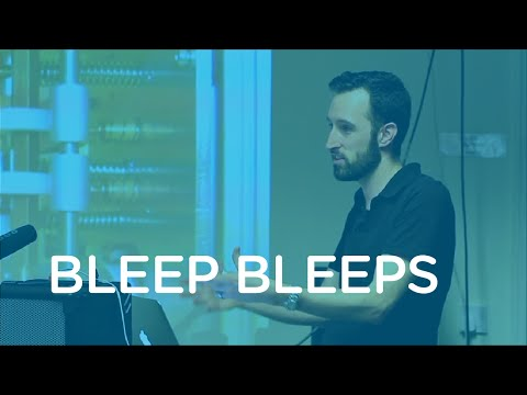 Manufacturing For Hardware Startups - Bleep Bleeps