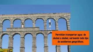 Canal Profesorinteractivo: Arquitectura Romana