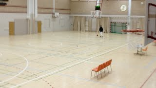 Aalto-Basket - Yökoripallo (27.10.2018)