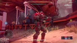 Halo 5 MP Gameplay - More Warzone - Hunter Hell and Final Thoughts on Halo 5 (final)