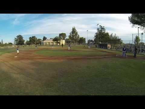 toby la pitching game 2 06-30-2015 5pm at lambert park
