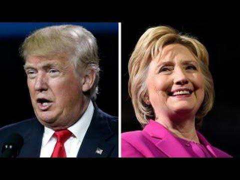 How should Trump handle the FBI's Clinton decision?