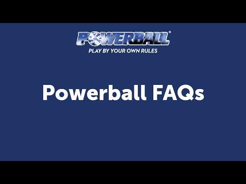 Powerball - FAQs