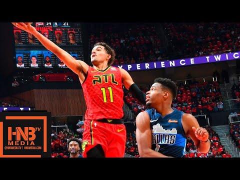 Atlanta Hawks vs Dallas Mavericks Full Game Highlights | 10.24.2018, NBA Season