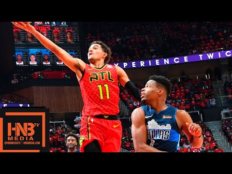 Atlanta Hawks vs Dallas Mavericks Full Game Highlights | 10.24.2018, NBA Season