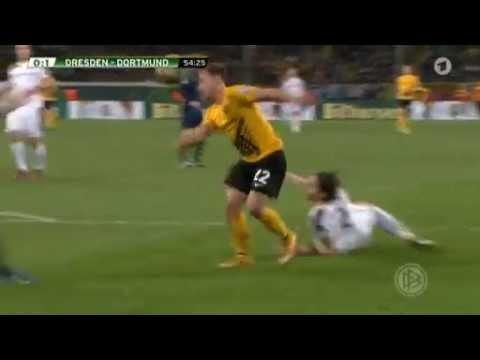 Dresden Vs Dortmund