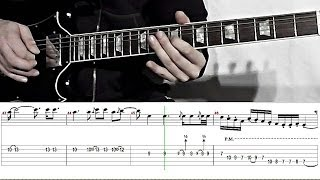 Instrumental ballad guitar with tabs - Love Solo
