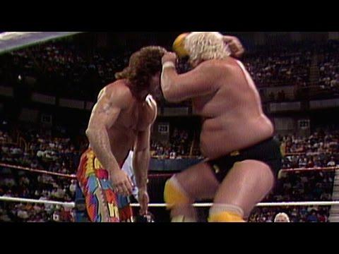 "WWE Network: Dusty Rhodes vs. ""Ravishing"" Rick Rude – Saturday Night's Main Event: January 27, 1990"