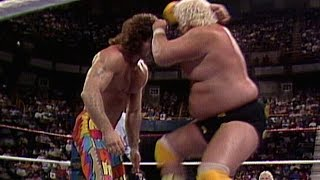"WWE Network: Dusty Rhodes vs. ""Ravishing"" Rick Rude – Saturday Night's Main Event: January 27, 1990"