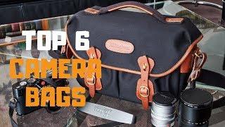 Best Camera Bag in 2019 - Top 6 Camera Bags Review