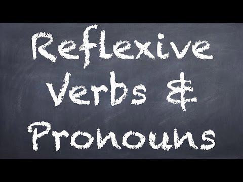 Reflexive Verbs & Pronouns - German 2 WS Explanation - Deutsch lernen