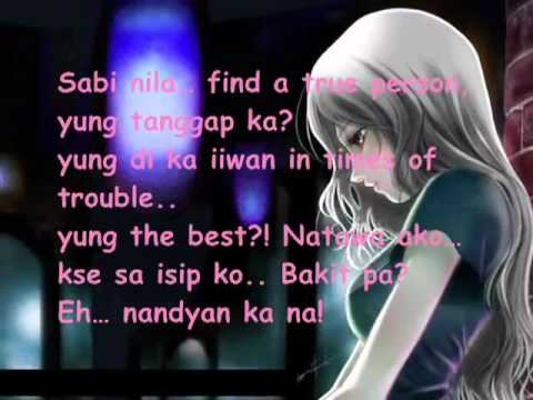 youtube tagalog love quotes w background music i do