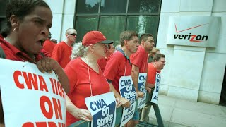 U.S. Labor Secretary: Verizon Strike Had Big Impact on May Jobs Report