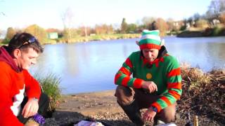 ***CARP FISHING TV*** The Challenge Christmas Special 2015!!!