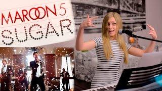 Download Maroon 5 - Sugar | Cover Mp3