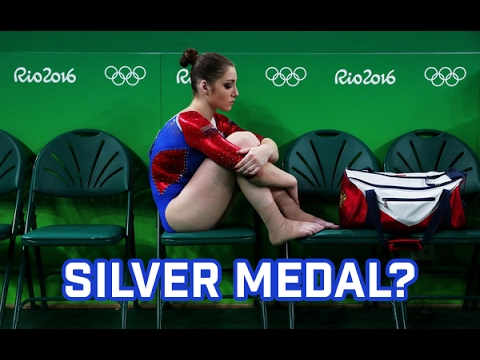COULD ALIYA MUSTAFINA HAVE SNATCHED THE SILVER MEDAL IN RIO?