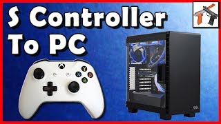 How To Connect An Xbox One S Controller To PC With Bluetooth: Easy Setup Tutorial