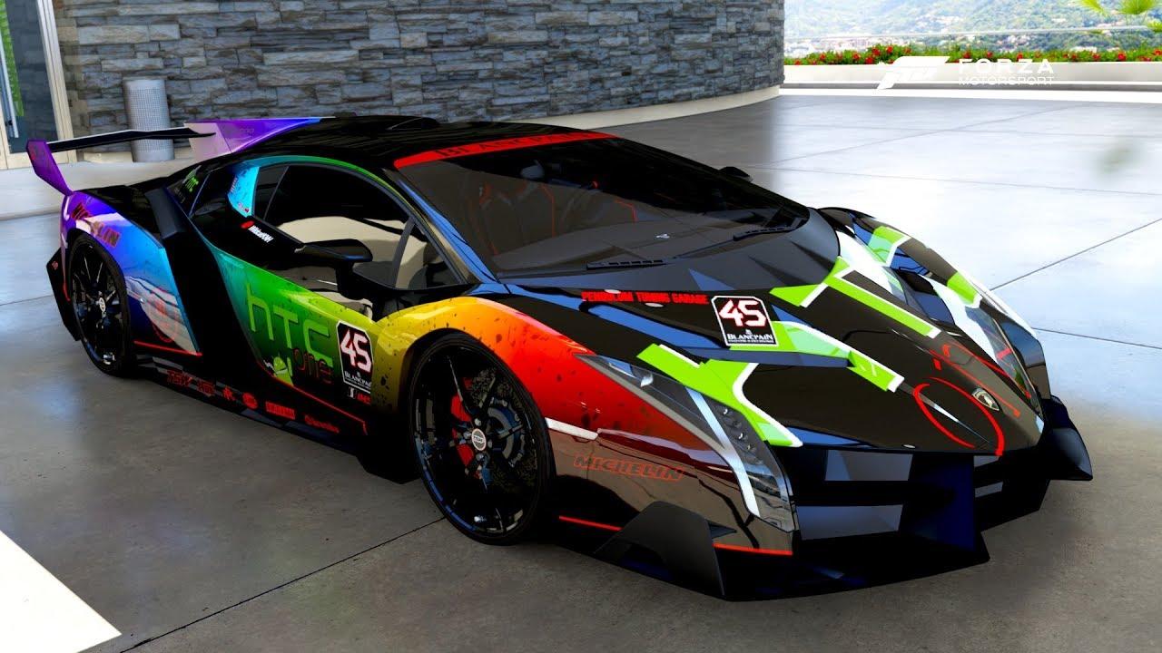 AMAZING!!! The Lamborghini Veneno Priced At A Cool $5 5