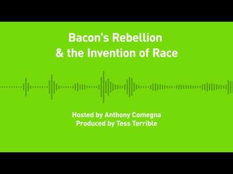 Liberty Chronicles, Ep 12; Bacon's Rebellion & the Invention of Race